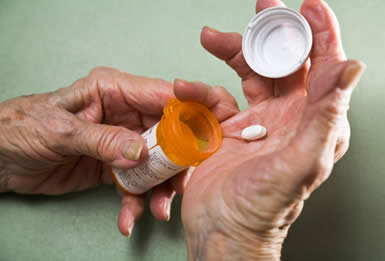 The most commonly used treatments for arthritis