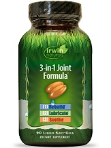 Irwin Naturals 3 in 1 Joint Formula Review