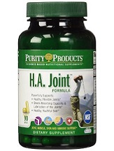 Purity Products H.A. Joint Review