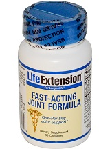Life Extension Fast Acting Joint Formula Review