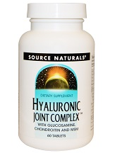 Source Naturals Hyaluronic Joint Complex Review