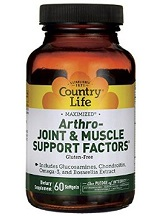 Country Life Arthro-Joint and Muscle Relief Factors Review