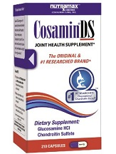 Nutramax Laboratories Incorporated Cosamin Ds Review